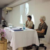 Diálogo com Irmã Monica Weiss
