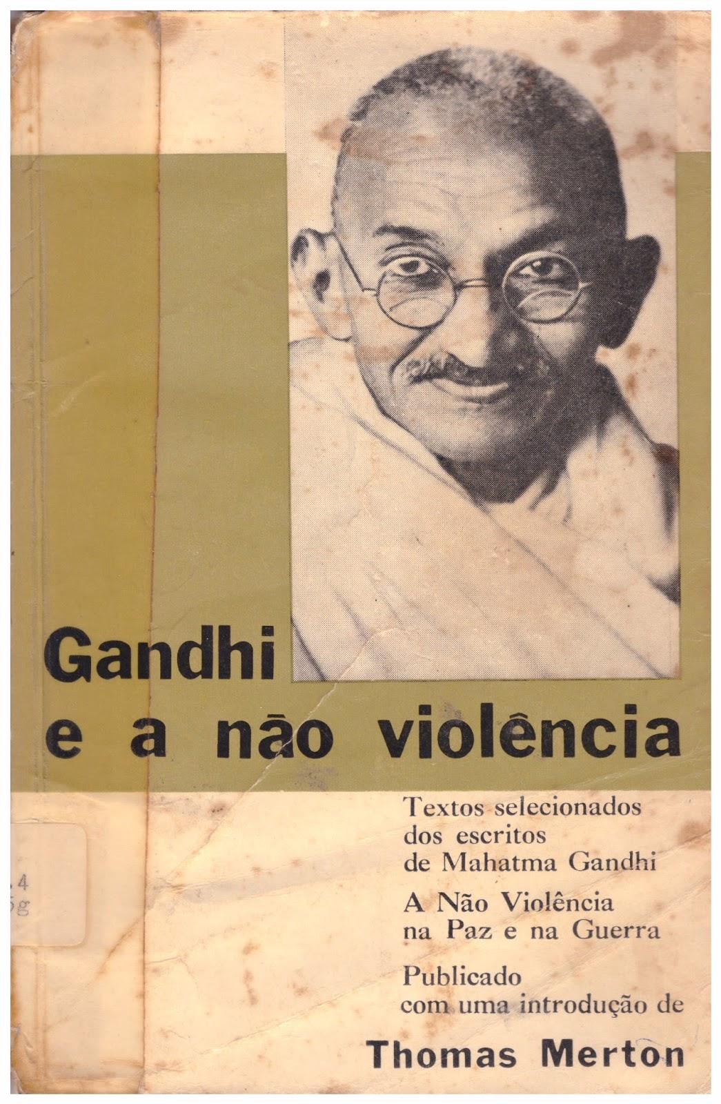 Gandhi e a não violência