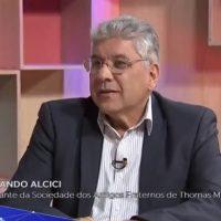 Thomas Merton: Entrevista com Fernando Alcici