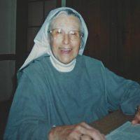 Irmã Maria Emmanuel, OSB